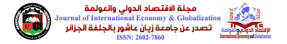 Journal of International Economy and Globalization